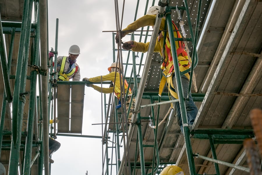 The Rising Risks of Construction Work - The Rising Risks of Construction Work