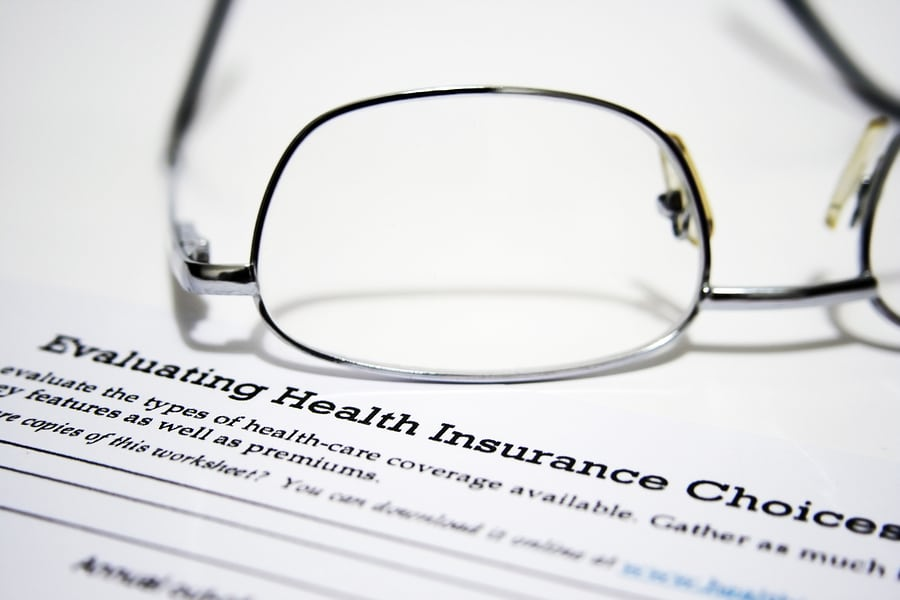 bigstock Health insurance 11741651 - Getting the Most Back from Your Health Insurance in 2018